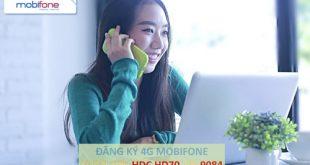 Đăng ký gói cước 4G MobiFone mới nhất năm 2018