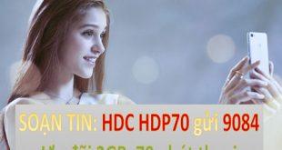 Đăng ký gói cước 4G MobiFone Plus HDP70 chỉ với 70.000đ/tháng