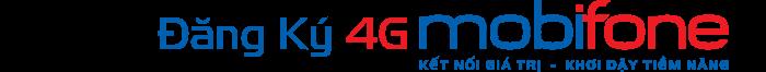 Đăng ký gói cước 4G MobiFone mới nhất