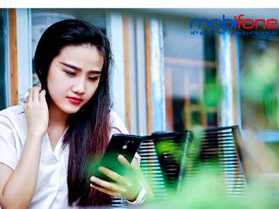 Gói cước 4G MobiFone HDP600 Mobi Có ngay 20 GB Data truy cập internet