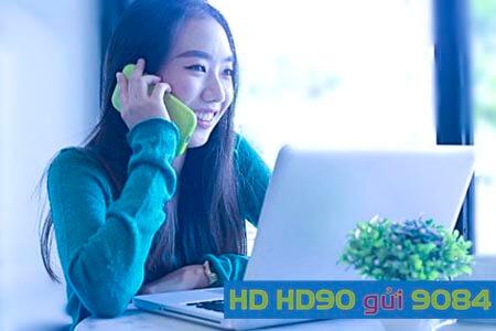 Đăng ký gói cước HD90 MobiFone ưu đãi tới 3.5GB Data