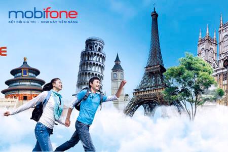 Đăng ký chuyển vùng quốc tế MobiFone tiết kiệm tới 80% giá trị gói cước