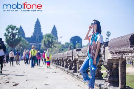 Tận hưởng ưu đãi khi đăng ký thành công gói chuyển vùng quốc tế MobiFone tại Campuchia