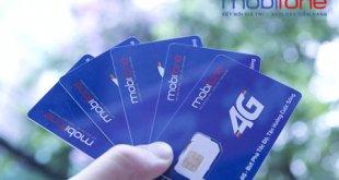Hướng dẫn nhanh cách đổi sim 4G Mobifone miễn phí
