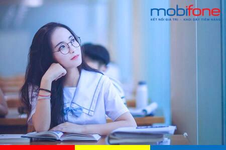 Đăng ký gói cước 4G HDP70 MobiFone có 70.000đ nhận ngay 2GB dữ liệu, 70 phút gọi