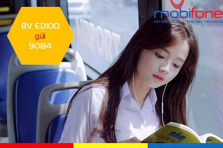 Đăng ký gói cước ED100 MobiFone ưu đãi 2GB mỗi ngày, học online miễn phí